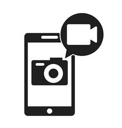 photo settings vector image