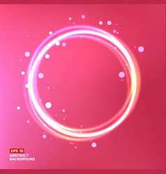 Abstract shiny motion template vector