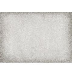 texture grain light grey vector image vector image