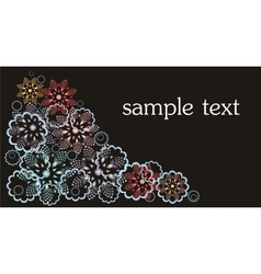 Background design for your text vector image