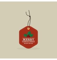 Cartoon Christmas Object vector image