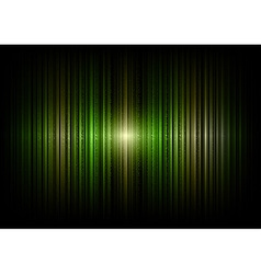 vertical lines green vector image vector image