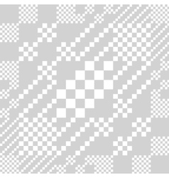 Grid opacity vector image vector image