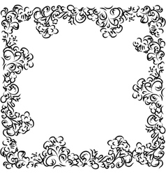 Decorative Ornament Design Elements vector image
