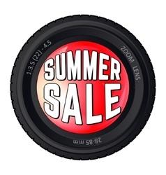 Sale4 vector image