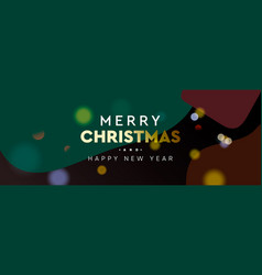 christmas sale banners collection web banner vector image