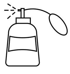 parfume icon vector image