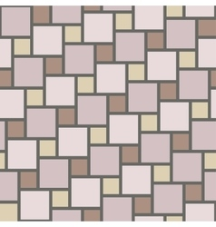 pastel tiles seamless pattern vector image