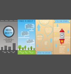 Trendy memphis style discount poster design vector