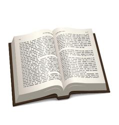 e book vector image vector image