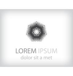 logo element vector image