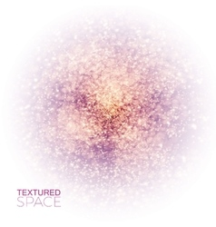 Abstract Textured Background Glitter Dust vector image