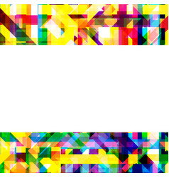 Psychedelic abstract background vector