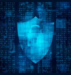 encryption information concept internet sequrity vector image