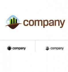house logo vector image vector image