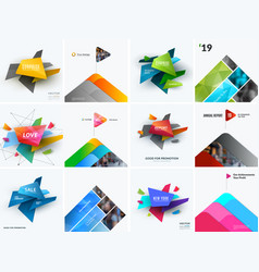 abstract design elements for graphic vector image