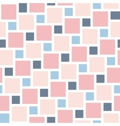 Baby pastel tiles seamless pattern vector