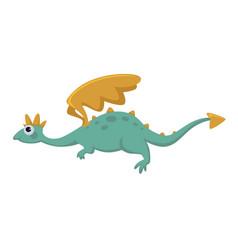 dinosaur dino prehistoric animal isolated vector image