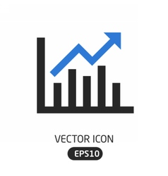 Graph Icon vector