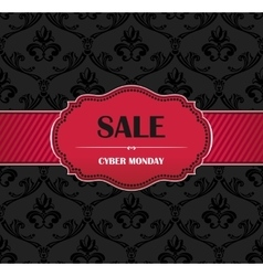Black Friday collection sale banner vector image