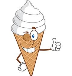 Ice cream design vector