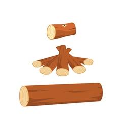 Logs vector