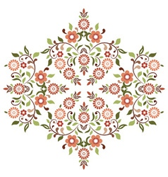 Ottoman motifs design series ninety four vector