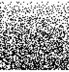 pixel abstract technology gradient bw background vector image