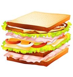 Sandwiches vector