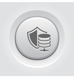 Secure Hosting Icon vector