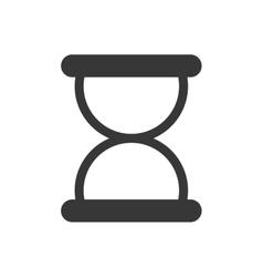 Hourglass icon Time design graphic vector