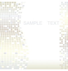 squares mosaic texture vector image