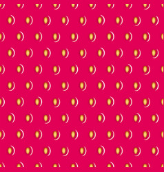 strawberry texture seamless pattern vector image