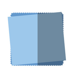 Paper pages icon vector