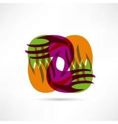 creative union icon vector image vector image