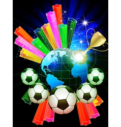 worlds sports vector image