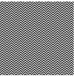 Black white herringbone decorative pattern vector