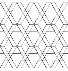 Grid mesh geometric seamlessly repeatable pattern vector