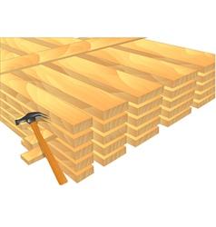 Lumber vector