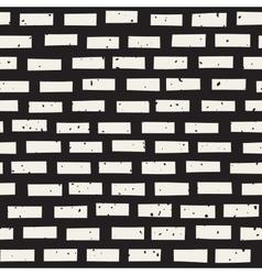 Seamless Horizontal Lines Grungy Brick vector