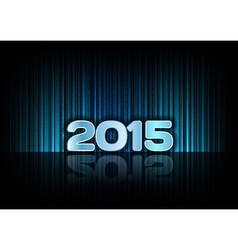2015 abstract lines vector image vector image