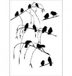 rows vector image