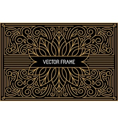 poster design template and greeting card with copy vector image