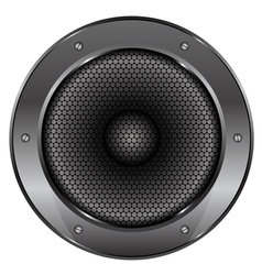 Sound speaker vector