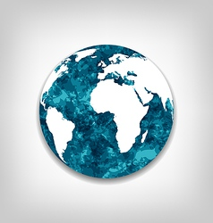 Save the Earth from global warming vector image