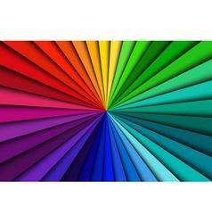Background spectrum lines vector