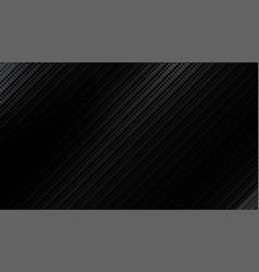 Black carbon fiber texture pattern with light vector