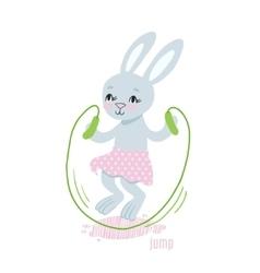 Bunny jump vector