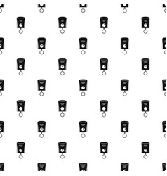 signal house pattern seamless vector image
