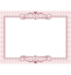 style background vector image vector image